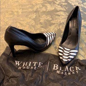 White House Black Market high heels